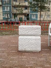 Урна бетонная У-5