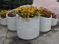 Вазон (цветочница) из бетона В-13