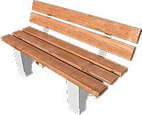 Скамейки уличные СК-1,лавка, скамейка бетонная